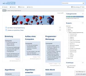 Starter-Training Programmierung für Bildungseinrichtungen: Als Vorkurs oder Ergänzung eines Grundkurses Programmierung.