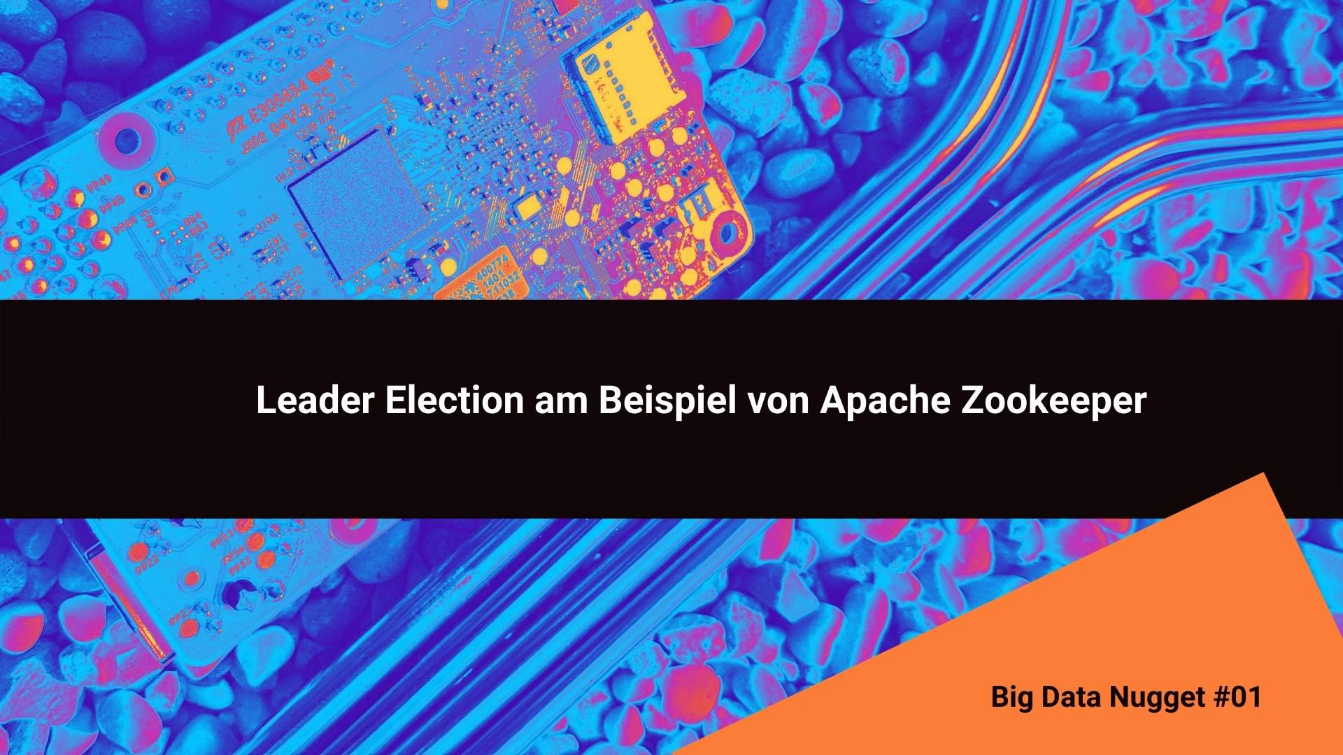 Leader Election Apache ZooKeeper